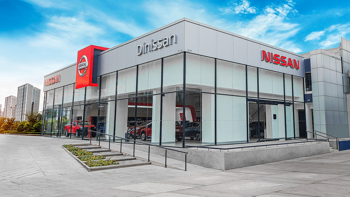 Dinissan Nissan Calle 13